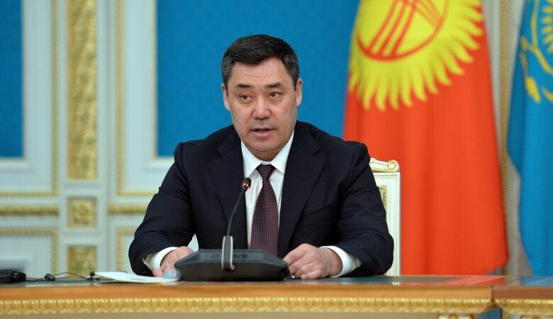 Жапаров: Кыргыз делегациясы Казакстанга болгон иш сапарга канааттанды