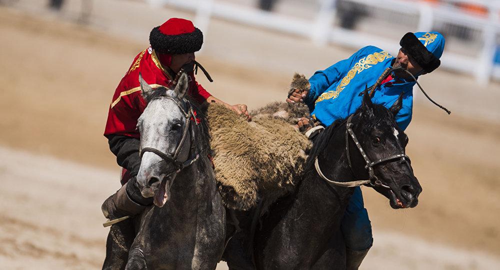 Бүгүн,  Чолпон-Атада Нооруз майрамына карата көк бөрү боюнча Биринчи лиганын оюндары башталат