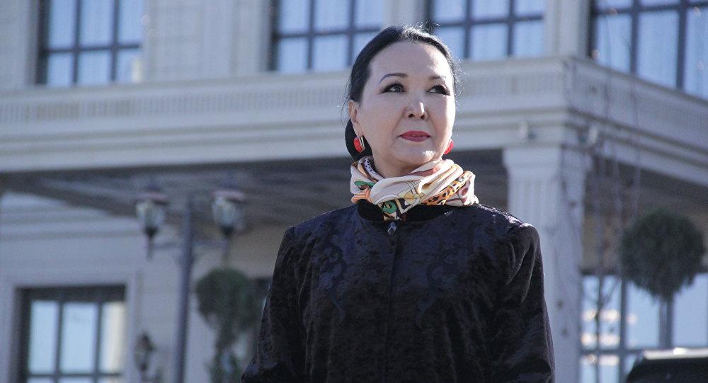 Кыргыз Эл артисти Саламат Садыковага «Абай» атындагы эл аралык сыйлык ыйгарылды