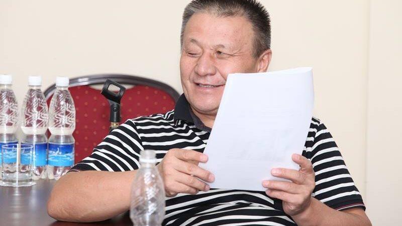 Мырзакат Тыналиев «Кыргыз Туусу» басма үйүнүн башкы редактору болуп дайындалды