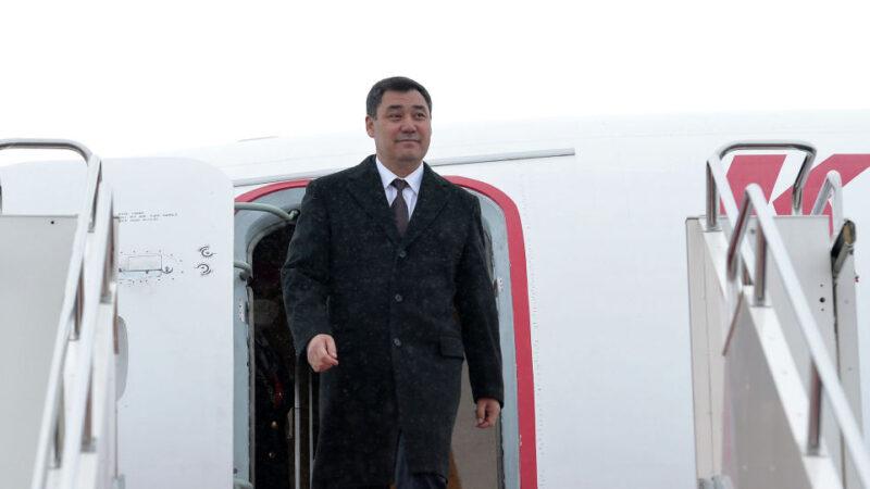 Президент Садыр Жапаровдун кийинки иш-сапары Өзбекстанга болот