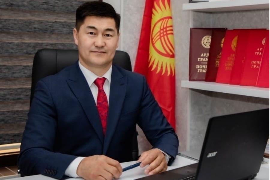 Депутат Шайлообек Атазов ант берди