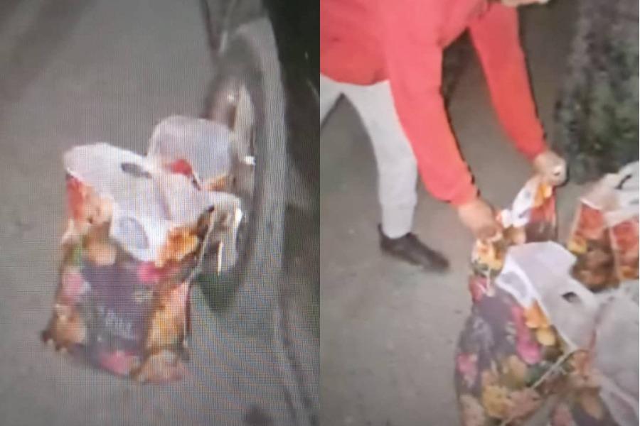 «Жалал-Абадда үгүтчүлөр пакет таратып жүрүшөт» Штаб ачыктама берди