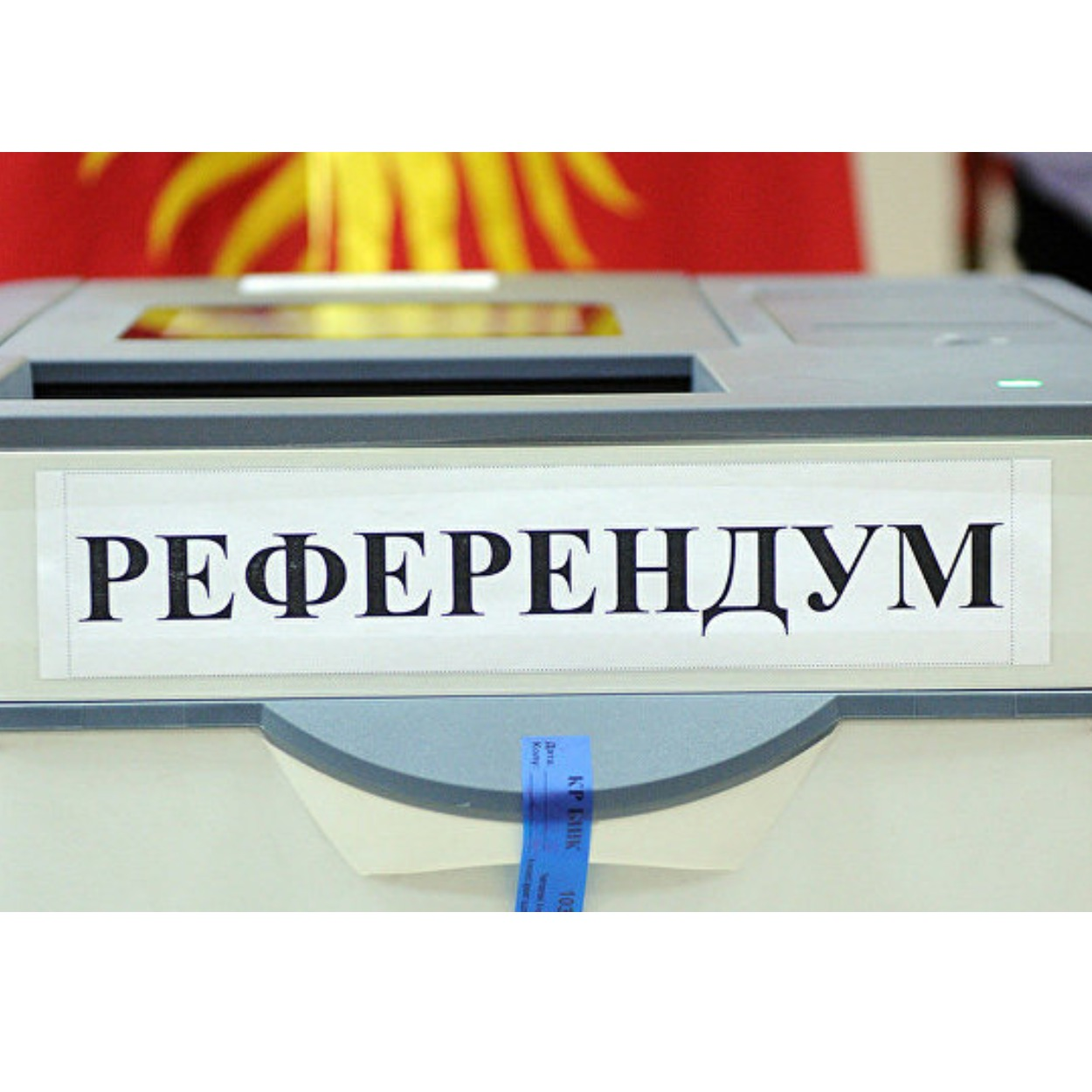 Чет өлкөдөгү кыргызстандыктарды референдумга катыштурууга 12 млн сарпталат