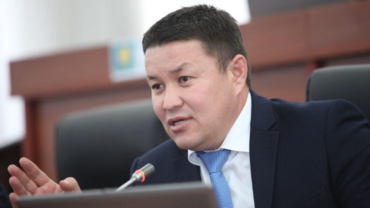 Талант Мамытов депутат айымдарды Эл аралык аялдар күнү менен куттуктады