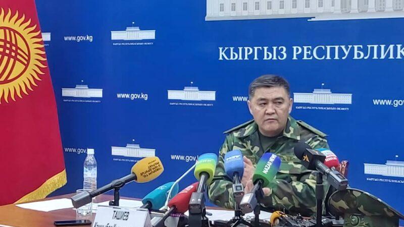Камчыбек Ташиев: Кыргыз-Өзбек чек ара маселеси 100 пайыз чечилди