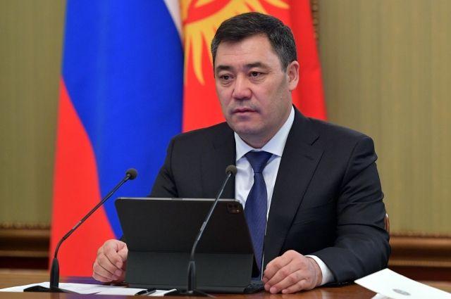УКМК: Садыр Жапаровдун баракчасы чет өлкөдөн бузулган