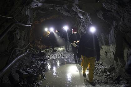 Сүлүктү шаарында шахтада газ чыкты