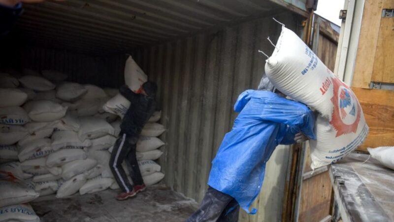 Улукбек Марипов: Өзбекстан Кыргызстанга 1000 тонна буудай үрөнүн жардам катары берет