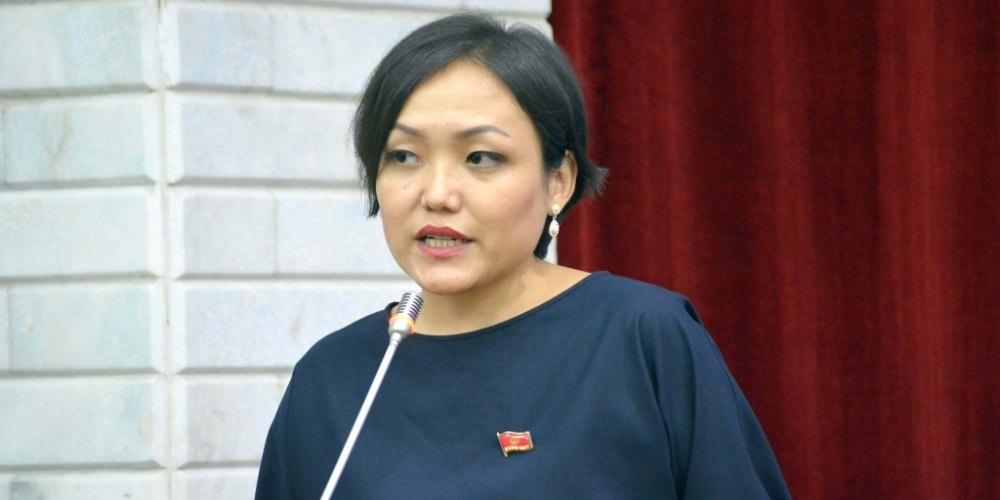 Касымалиева ички иштер министрине: Силердин ишиңерди журналисттер менен чабан жасап койду