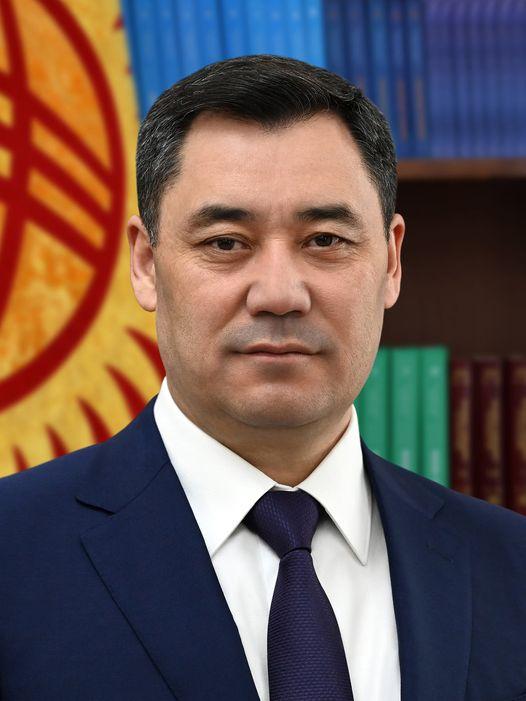 Президент Бишкек шаарынын күнү менен шаар тургундарын куттуктады