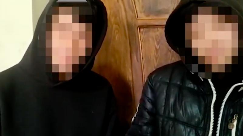Казакстанда  жоголгон кыз-жигит Кыргызстандан табылды