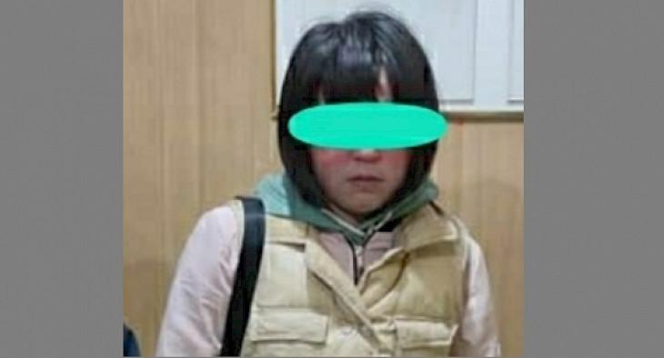 Ошто жоголгон 14 жаштагы кыз бүгүн Бишкектен табылды