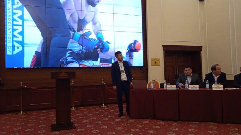 Быйыл Кыргызстанда биринчи жолу «ММА Азия чемпионаты» өтөт