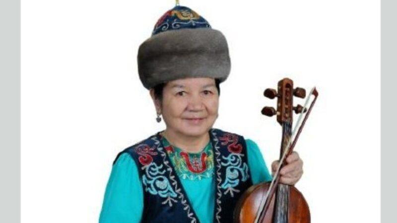 КР эл артисти Хадима Берикбаева 75 жаш курагында дүйнө салды