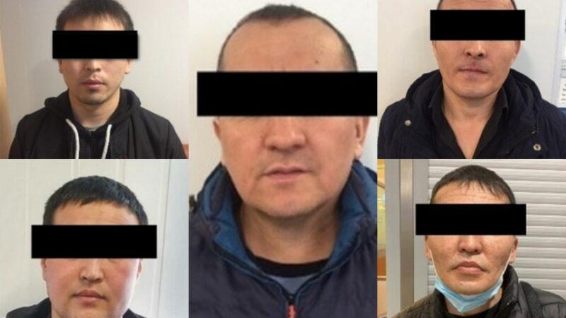 Кыргызстанда алдамчылык боюнча шектелген 5 жаран Орусиядан кармалды
