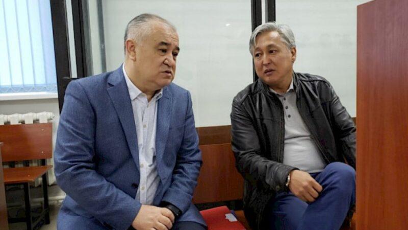Прокуратура Текебаев менен Чотоновду айыптоодон баш тартты