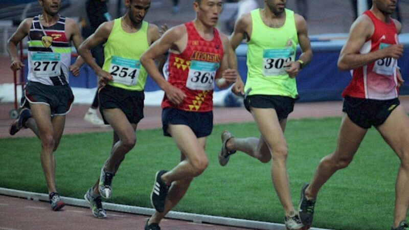 Нурсултан Кеңешбеков жеңил атлетика боюнча алтын жана кол медалга ээ болду