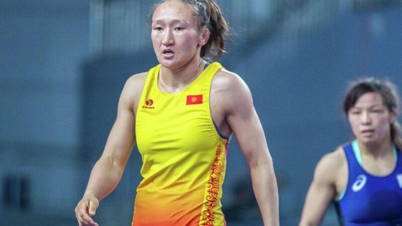 Бүгүн Айсулуу Тыныбекова Азия чемпионатында күч сынашат