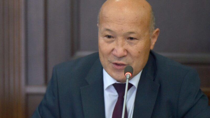 Мадамин Каратаев Улуттук фтизиатрия борборунун директору болуп дайындалды