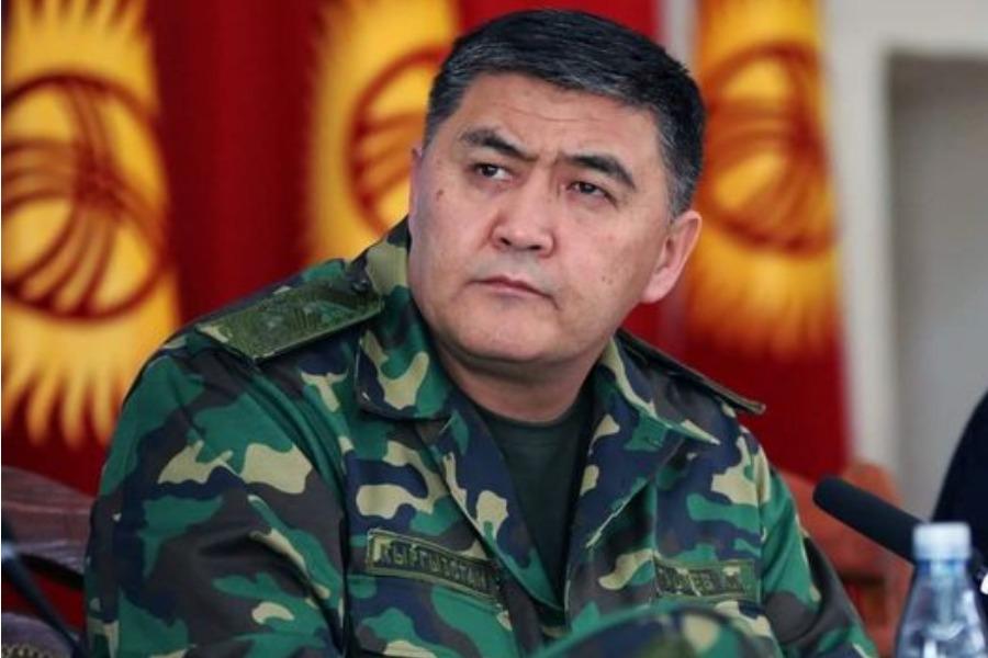 УКМКнын төрагасы Камчыбек Ташиев Баткенге барды