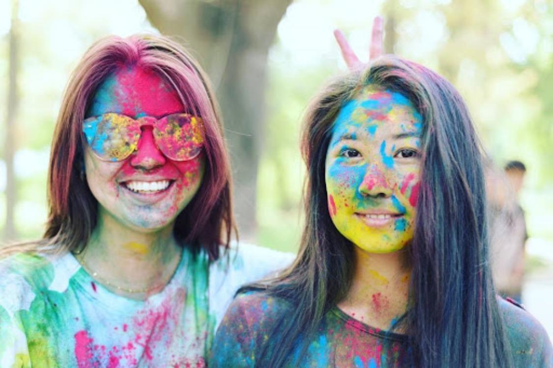 Бишкекте «ColorFest 2021» боёк фестивалы өттү