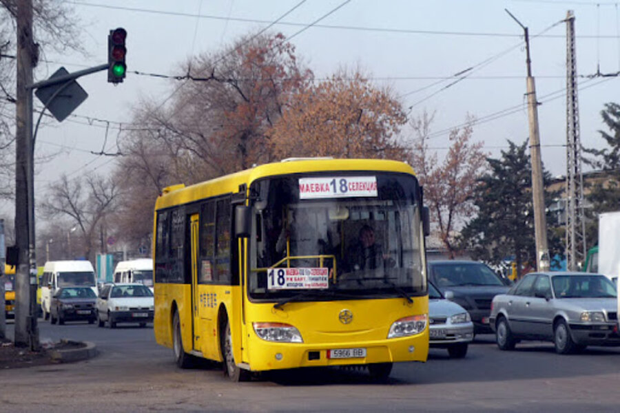 Бишкек мэриясы коомдук транспорттун жол акысын көтөрүүгө 3 вариант сунуштайт
