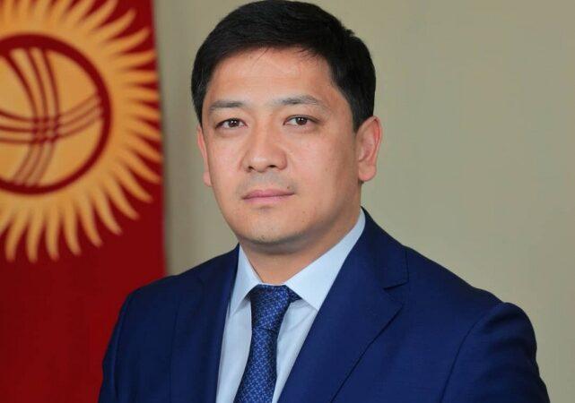 Рыслан Кыдырмышев Президенттин коомдук башталыштагы кеңешчиси болду