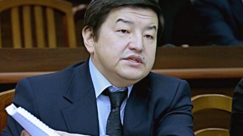 Акылбек Жапаров:  «Кумтөр Голд» компаниясы Кыргызстанга 4,9 млдр доллар төгүшү керек