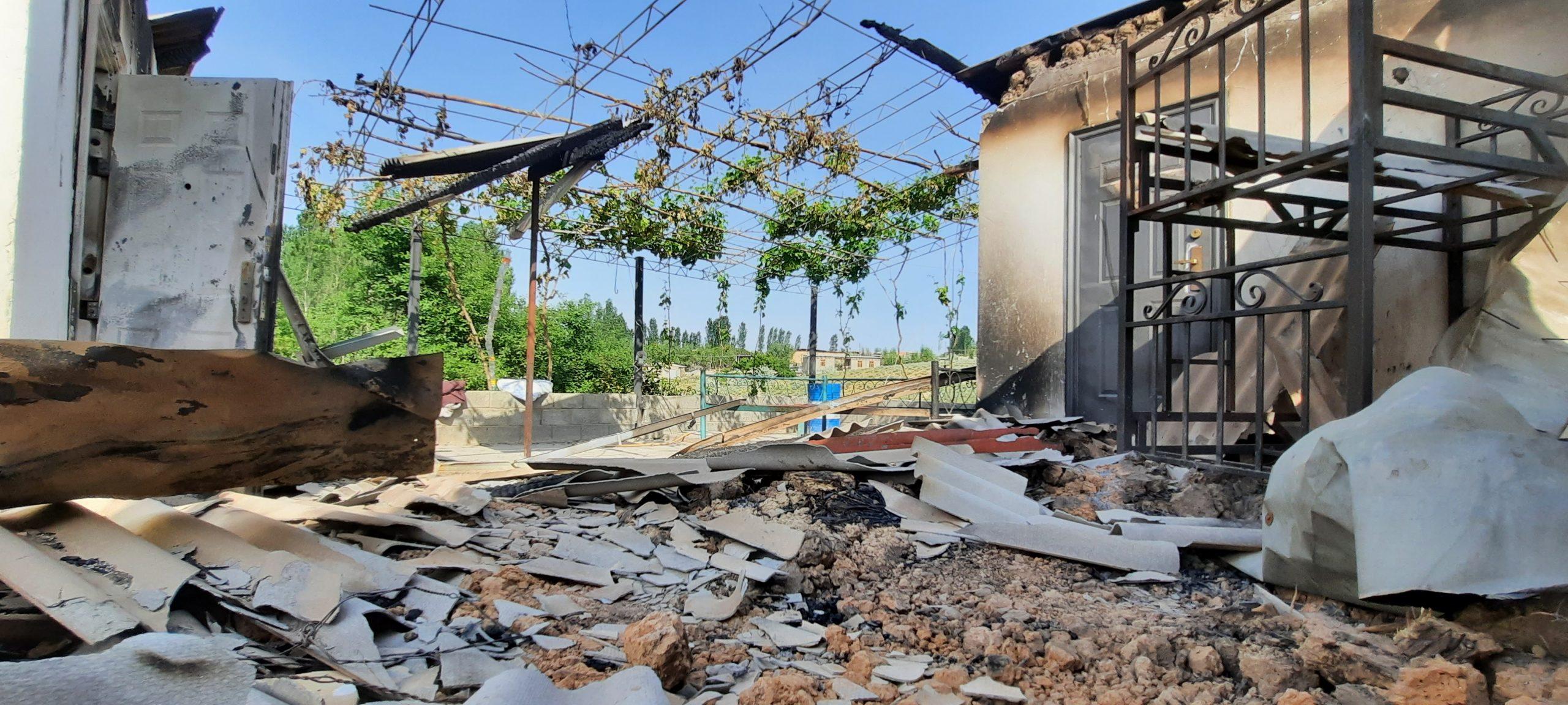Баткен облусу боюнча 40 649 жаран эвакуацияланган