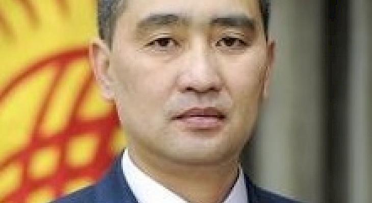 Эсен Шерботоев Кыргыз почтасына жетекчи болуп дайындалды