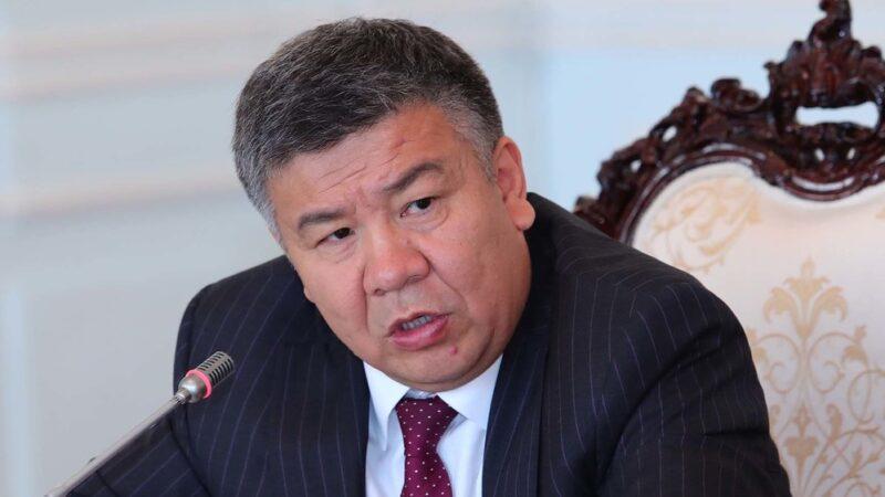 Шыкмаматов: Россиянын «Камаз» жүк ташуучу унаасын Кыргызстандан кураштыруу каралууда