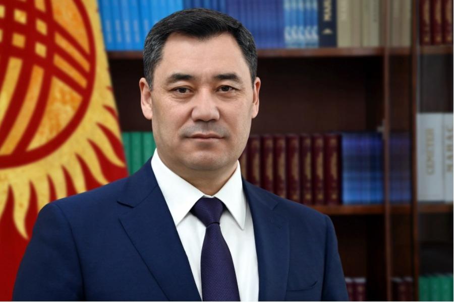 Президент Садыр Жапаров 5-май Конституция күнү менен куттуктады