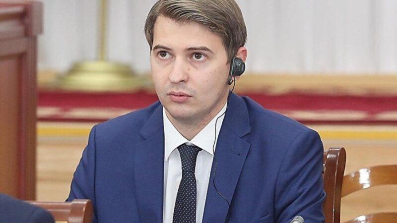 Новиков Министрлер Кабинетинин төрагасынын биринчи орун басары болуп дайындалды