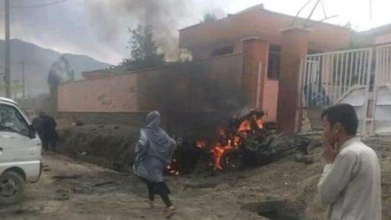 Кабулдагы мектепте жарылуу болуп 53 адам каза болду, дагы 150сү жарадар
