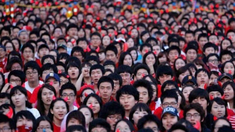 Кытайдын калкынын саны 10 жыл ичинде 72 миллионго көбөйгөн