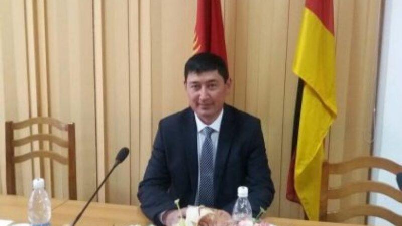 Элчибек Жантаев Аймактык өнүгүү агенттигинин директору болуп дайындалды