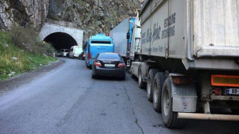 Бишкек — Ош унаа жолундагы тоннель убактылуу жабылат. Эмне үчүн?