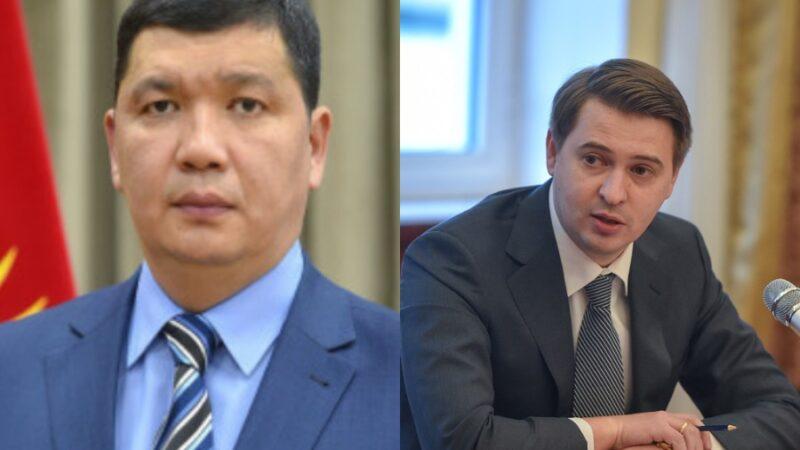 Айбек Жунушалиев Артём Новиковдун ордуна дайындалды