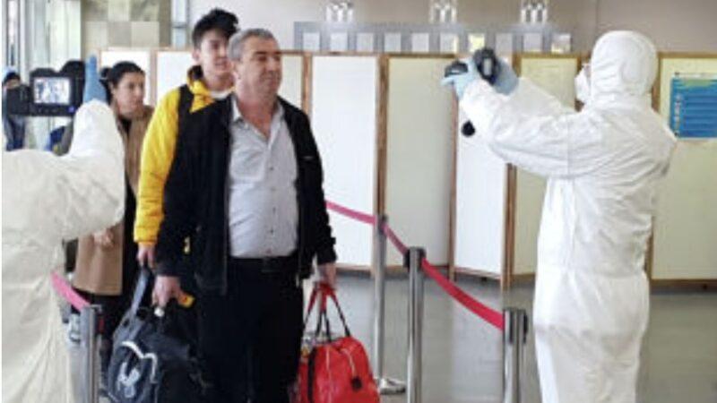 «Манас» аэропортуна Кореялык инвестор жыйынтыгы 1 саатта чыккан ПЦР-лаборатория ачат