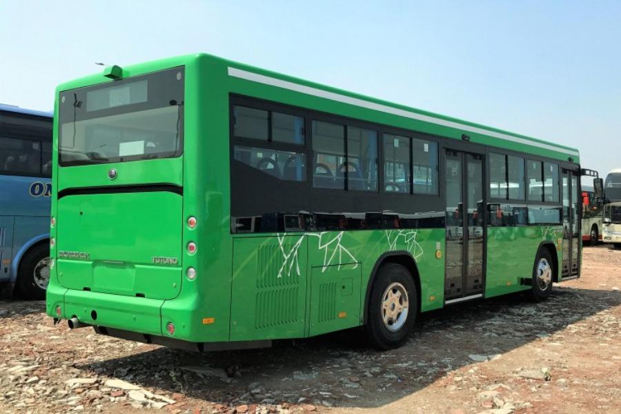 Жалал-Абад шаарында муниципалдык автобустардын жол акысын көтөрүү сунушталууда