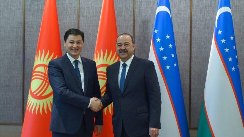 Улукбек Марипов Өзбекстандын премьер-министри менен телефон аркылуу сүйлөштү