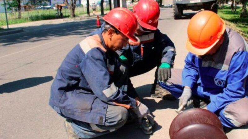 Бишкек менен Чүйдө электр чубалгылары оңдолот