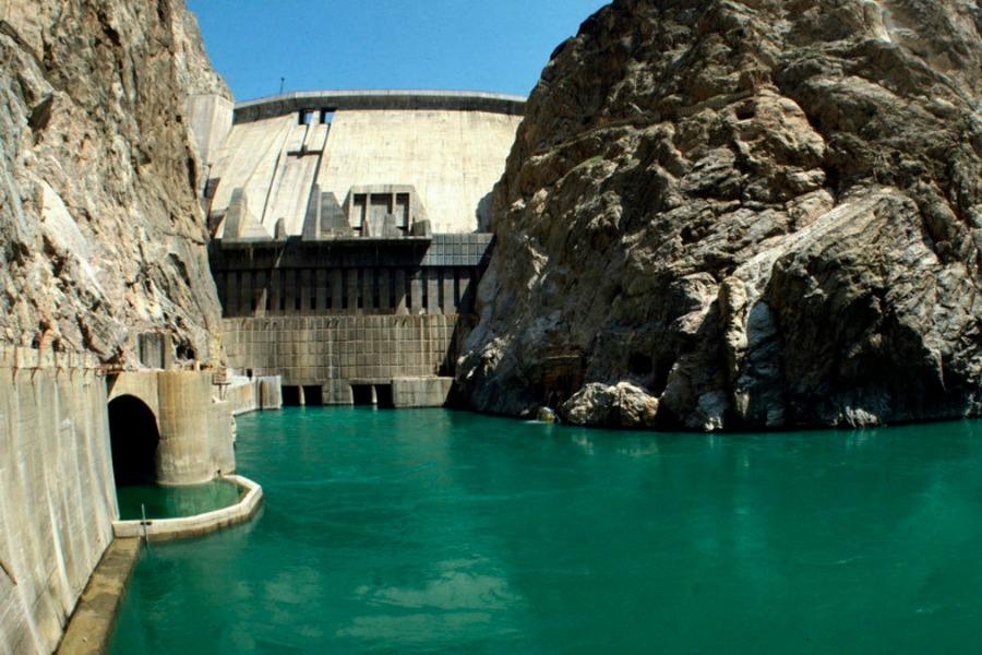 Токтогул суу сактагычындагы суунун көлөмү 9 млрд 926 млн куб метрди түздү