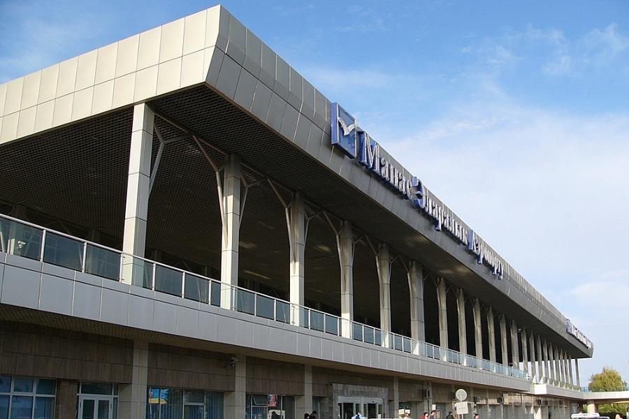 Бишкектеги «Манас» аэропортунда жаңы намазкана ачылды