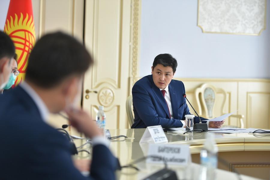 Марипов: Кемчиликтер процесс ишке берилгенден кийин эмес, ага чейин аныкталышы керек