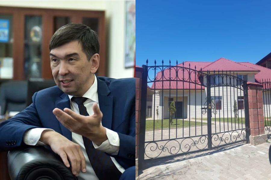 УКМК Азиз Суракматовдун 50 млн. долларлык мыйзамсыз байлыктарын жарыялады