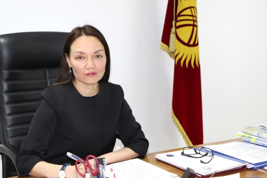 Динара Молдошева Инновациялар боюнча агенттиктин директору болуп дайындалды