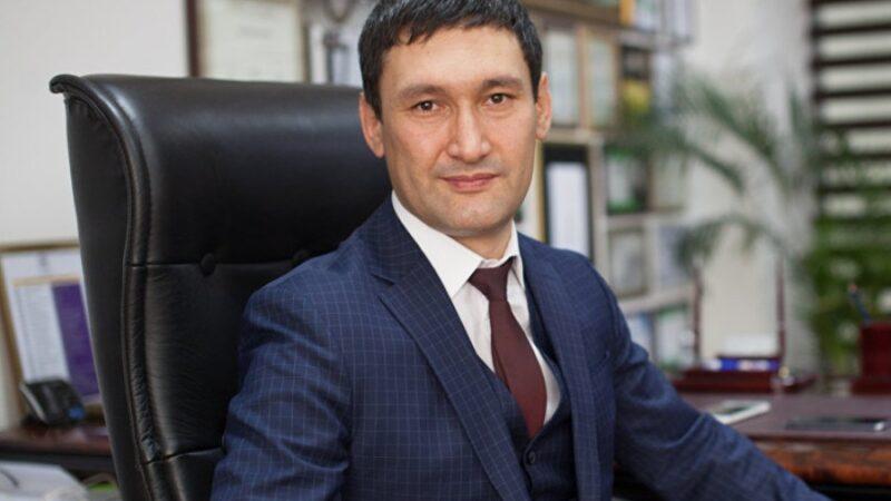 Elite house курулуш компаниясынын жетекчиси Тимур Файзиев камалат