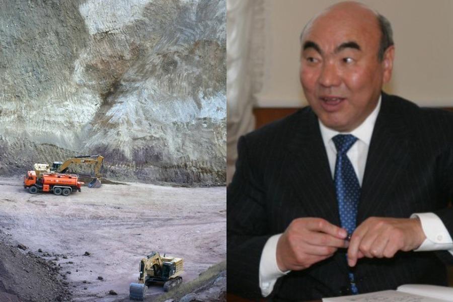 Аскар Акаев Тогуз-Тородогу «Макмалдан» 2 тонна таза алтын алып чыгып кеткен